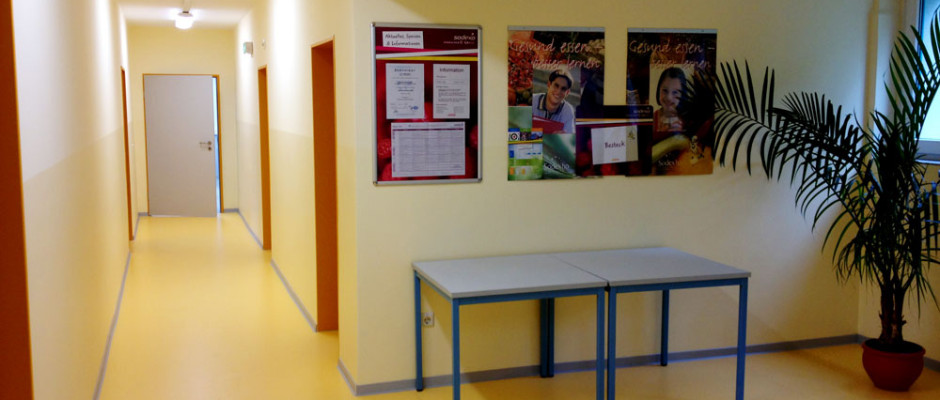 "Sanierung  1.Oberschule ""Am Kupferberg"" Großenhain"